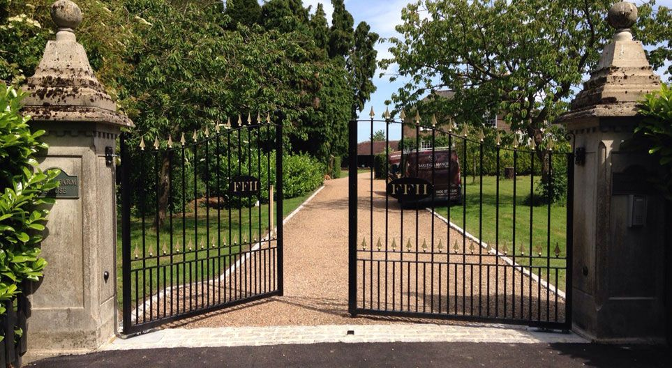 Automated & Electric Gates in Kent, Essex and Surrey