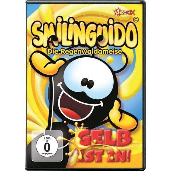 Smilinguido - Gelb ist in!