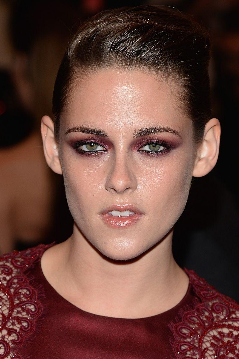 Kristen Stewart   Make up   Kristen stewart hair, Kristen ...