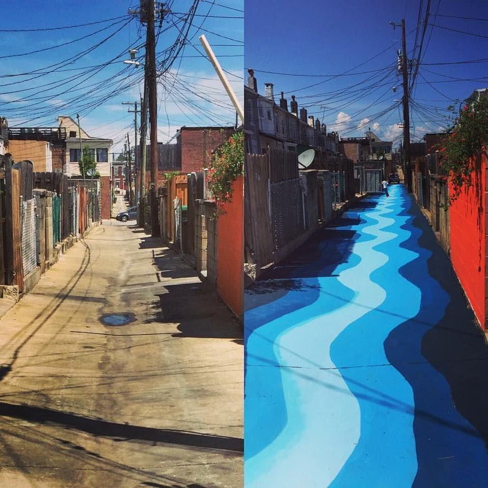 Baltimore's Alley Gating and Greening Program Toronto
