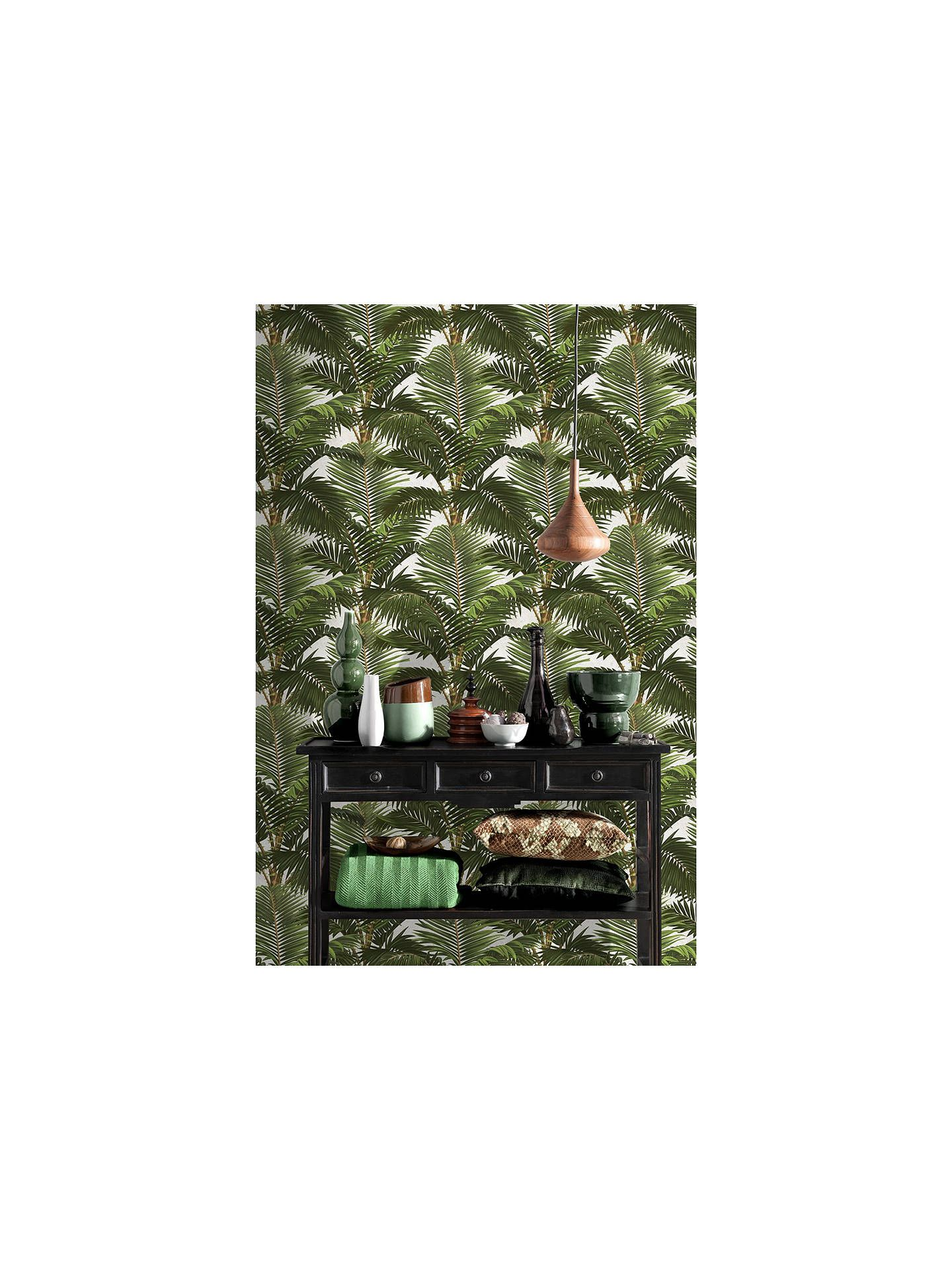 Mind the Gap Jardin Tropical Paste the Wall Wallpaper Set