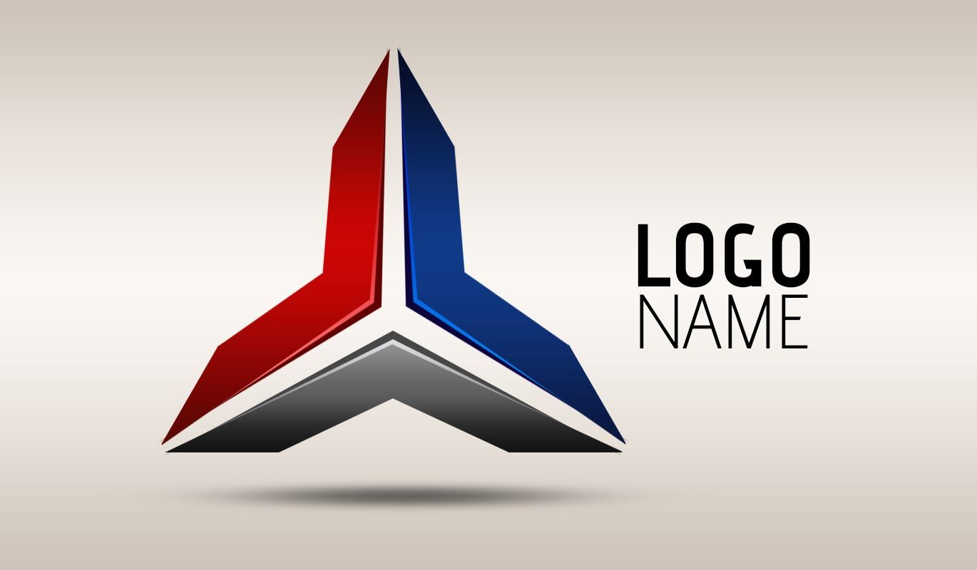 Here is another adobe photoshop tutorial for 3d logo for Logo drawing tool