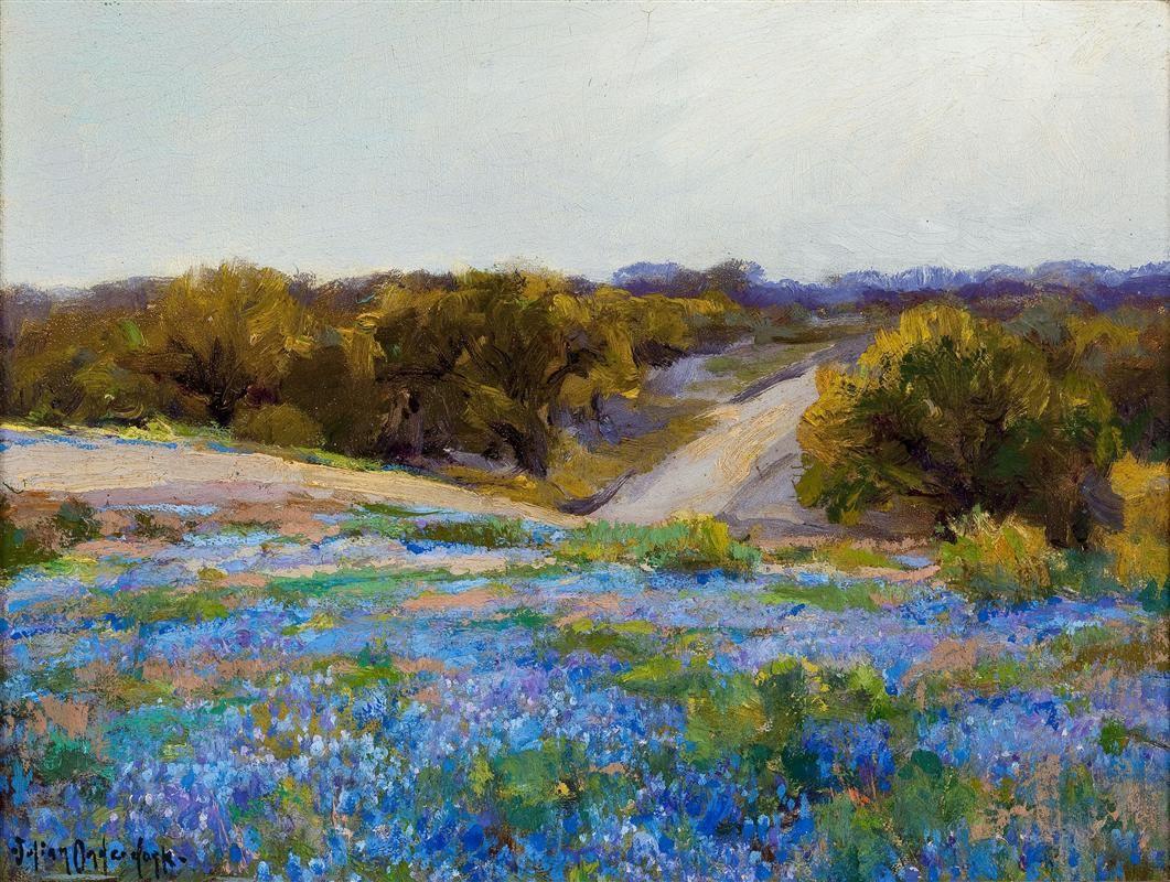 Springtime - Robert Julian Onderdonk - WikiArt.org