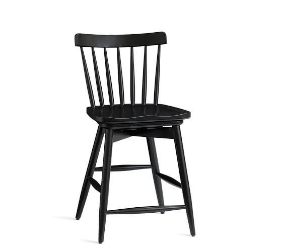 Remarkable Tilden Spindle Back Swivel Bar Counter Stool House Machost Co Dining Chair Design Ideas Machostcouk