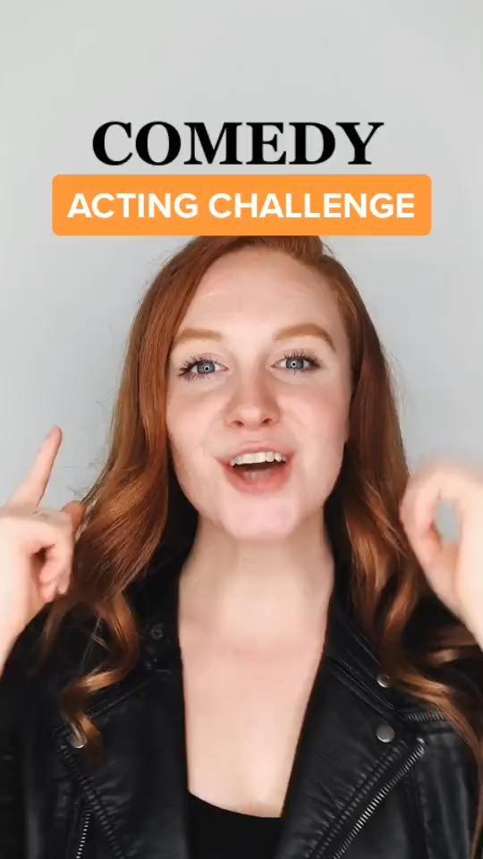 Comedy Acting Challenge