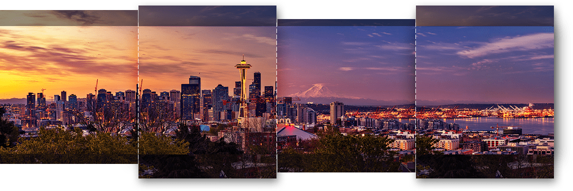 Pano Stitching - Combine multiple photos into a single