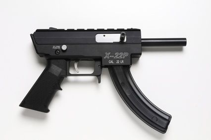 X 22 Pistol 22 Long Rifle By Excel Arms Accept Ruger 10