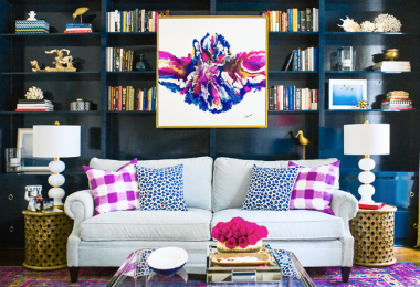 home style colorful rugs and curtains to shake up the new year also