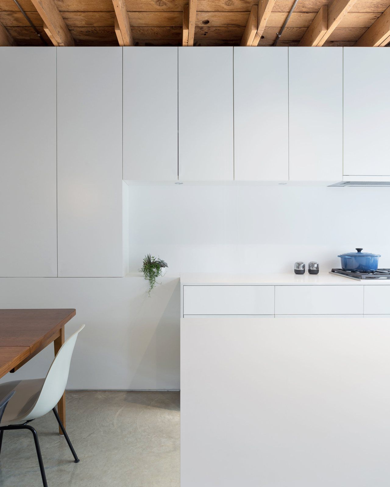 Contemporary kitchen. 480 House by D\'Arcy Jones Architecture ...
