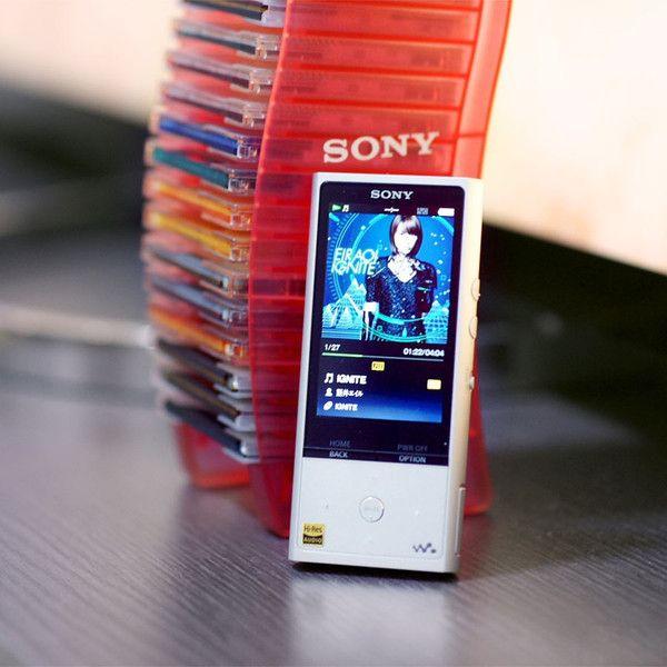 索尼(SONY)NW-ZX100 无损音乐播放器