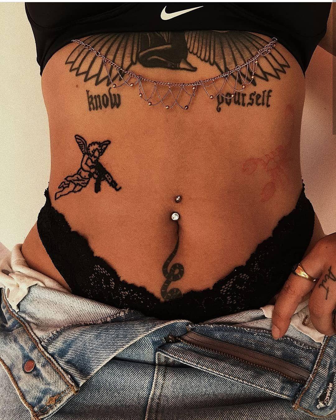Janabadino Wow Girl Amazing Art Artist Tattoo