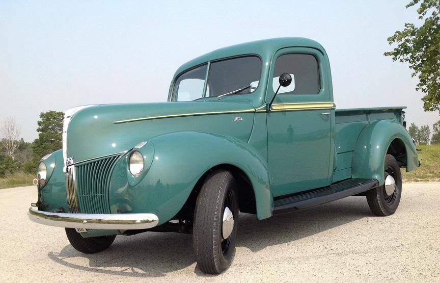1940 Ford Pickup For Sale 2113300 Hemmings Motor News With