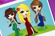 العاب تلوين العاب هندي العاب بنات هندية Colorful Party Party Girls Games For Girls