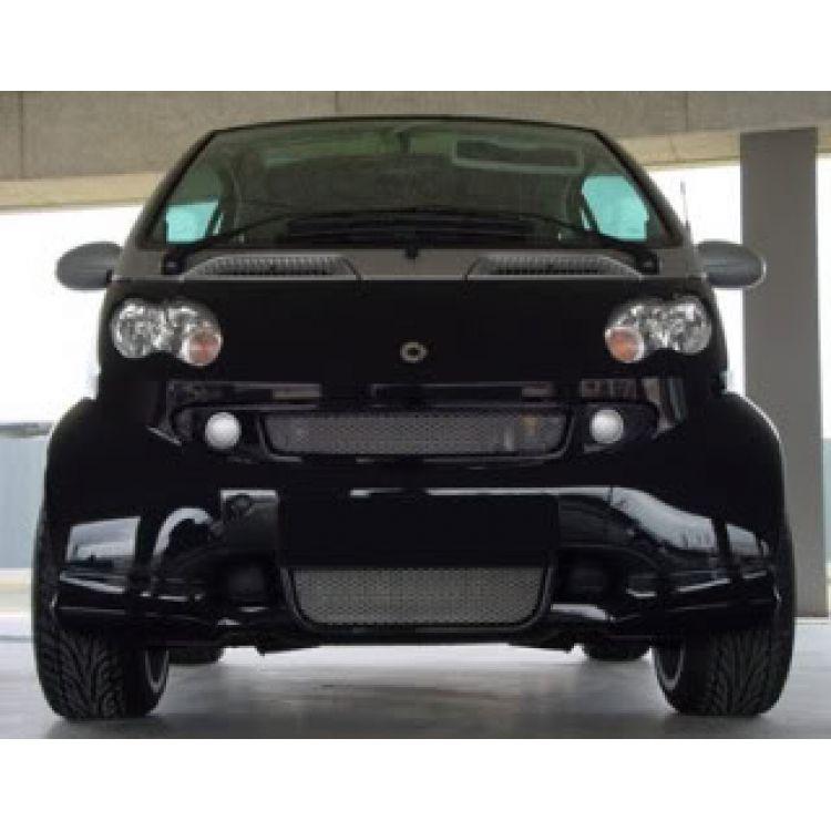 Smart Car Front Spoiler By S Mann Matte Black 450 Model Smart Fortwo Smart Car Car Front