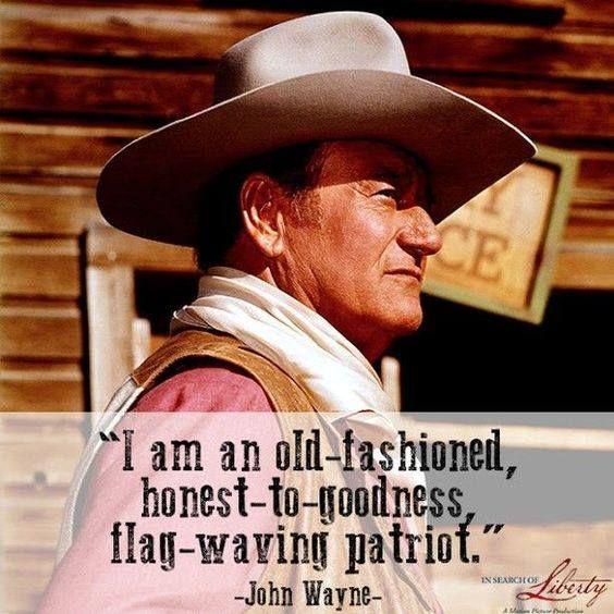 John Wayne Quotes Patriots John Wayne Quotes Western Quotes John Wayne