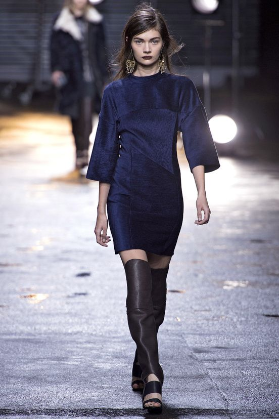 #moda Photos and comments to learn about the collection, the outfits and accessories of 3.1 Phillip Lim presented for Fall Winter 2013-14 #PhillipLim