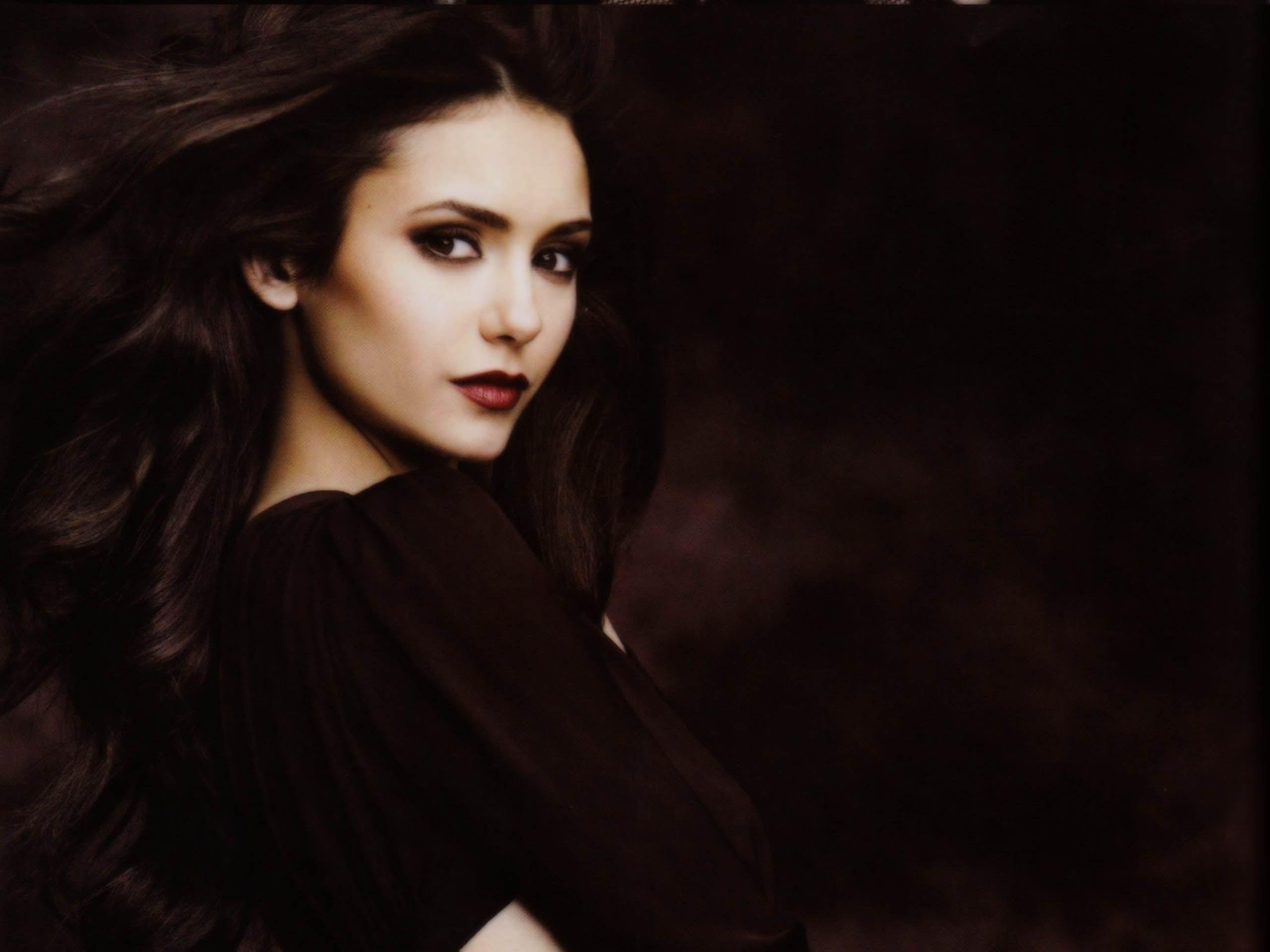 nina dobrev on pinterest glitter dress vampire diaries