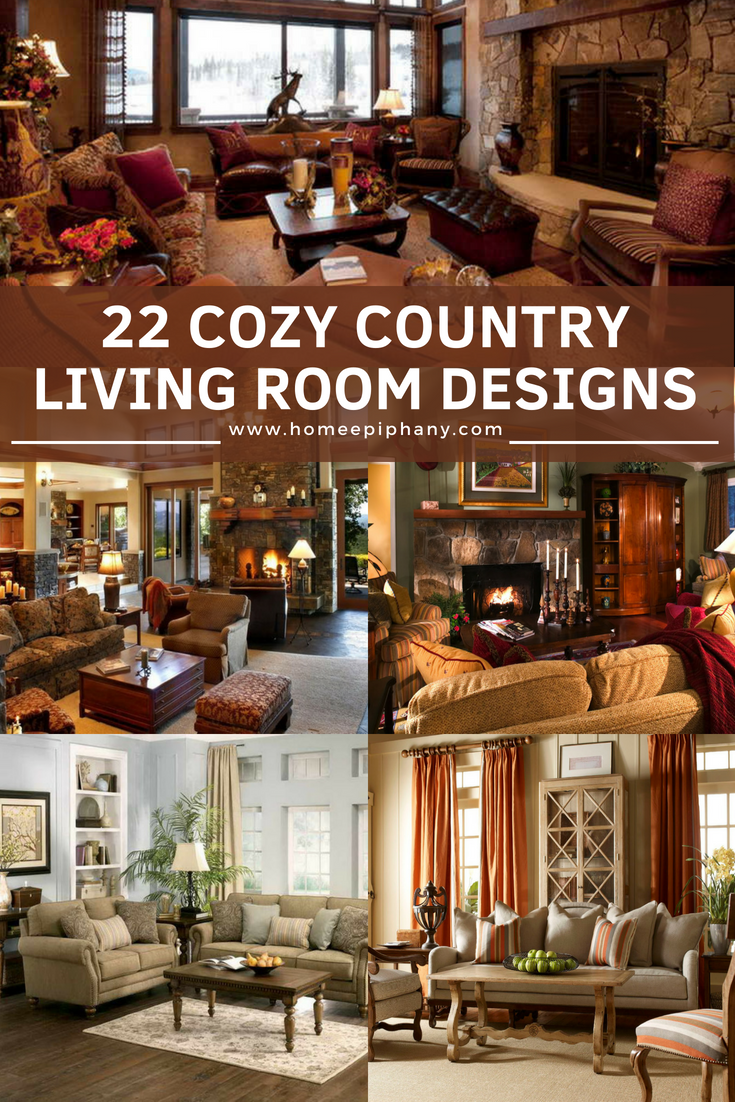 Country Cozy Living Room 22 Cozy Country Living Room Designs Country Living Room Design Country Living Room Quality Living Room Furniture