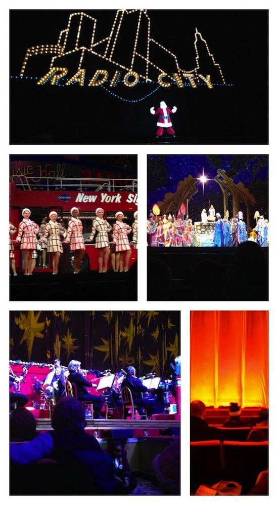 Our Annual Visit To See The Radio City Christmas Spectacular (Plus A ...
