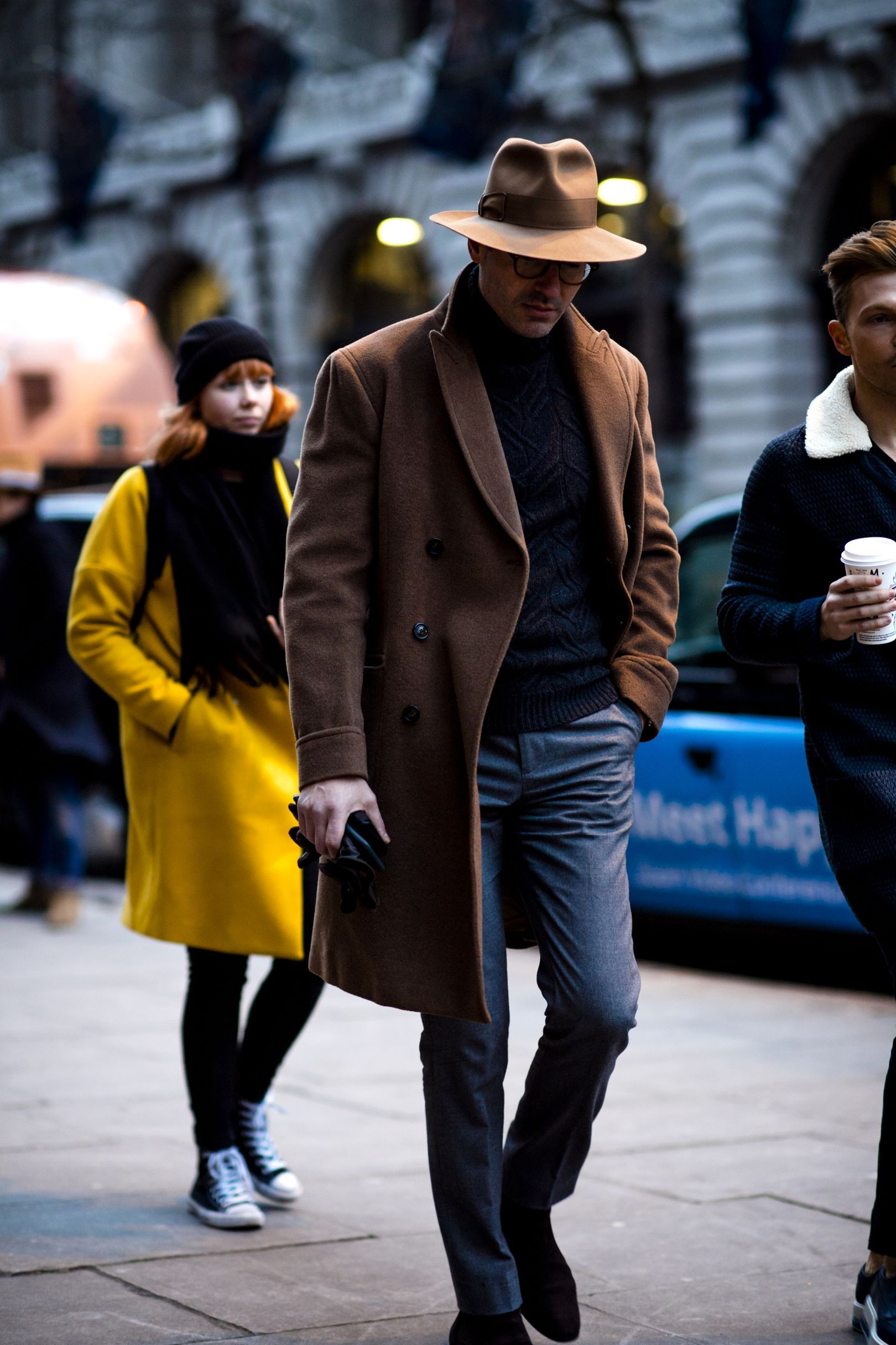 London Fashion Week Mens Street Style Day Three Aw18 M Street