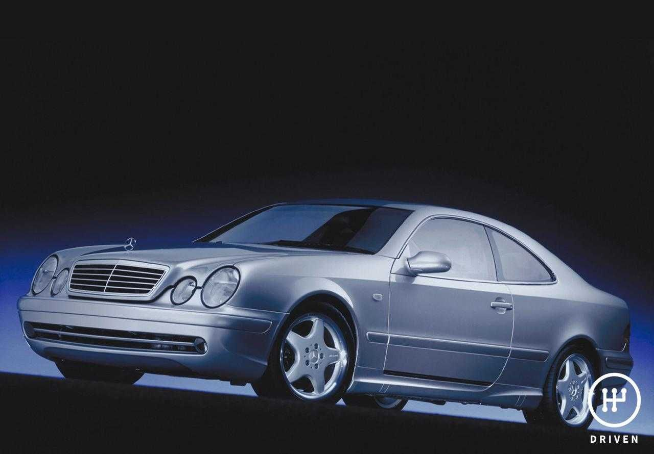 midsize luxury coupes from mercedes
