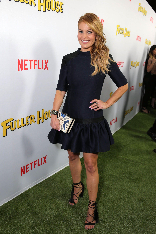 Candace Cameron-Bure, Tv Actress  Leaked Celebs -6925
