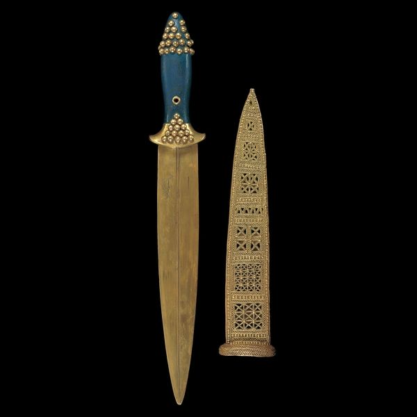 Weapons From The Royal Tombs Of Ur History Ancient