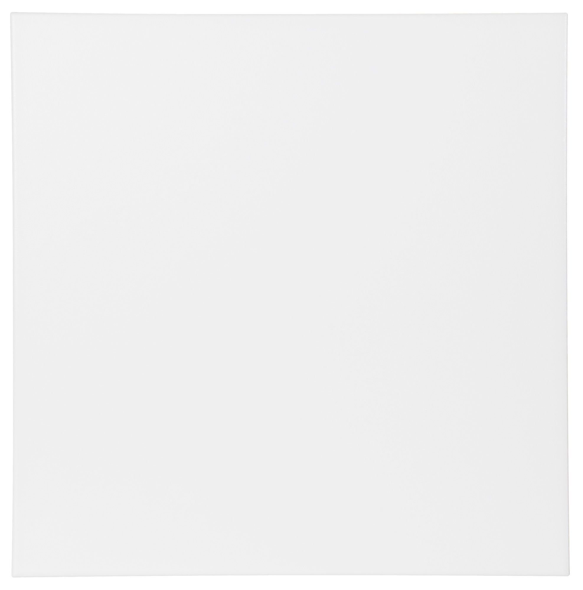 Umbria white porcelain floor tile pack of 9 l333mm w333mm umbria white porcelain floor tile pack of 9 l333mm w333mm dailygadgetfo Gallery