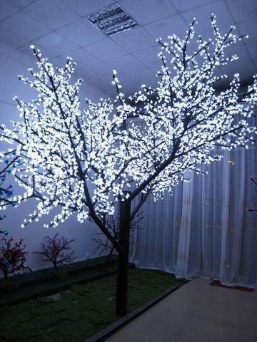Led Cherry Tree Light Decorate Lighting