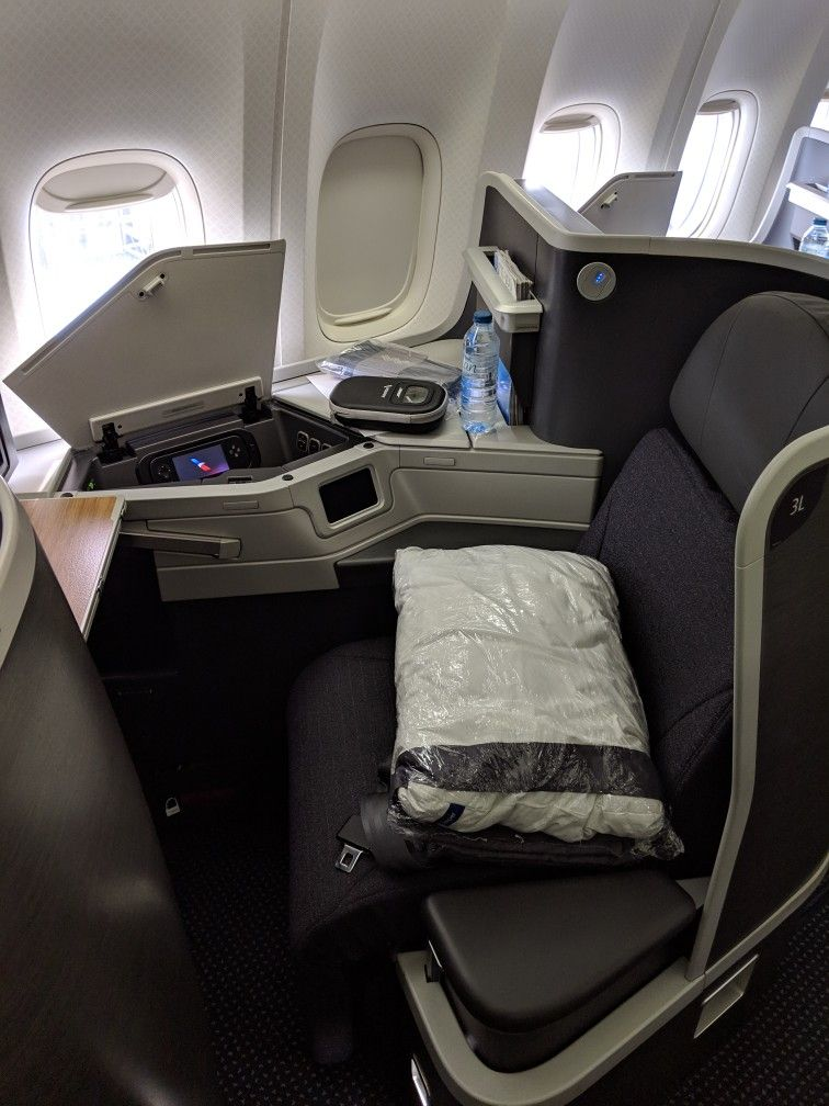 American B777 200 Business Class Seat Business Class Seats Business Class Car Seats