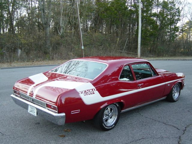 1972 CHEVROLET NOVA For Sale | AllCollectorCars.com