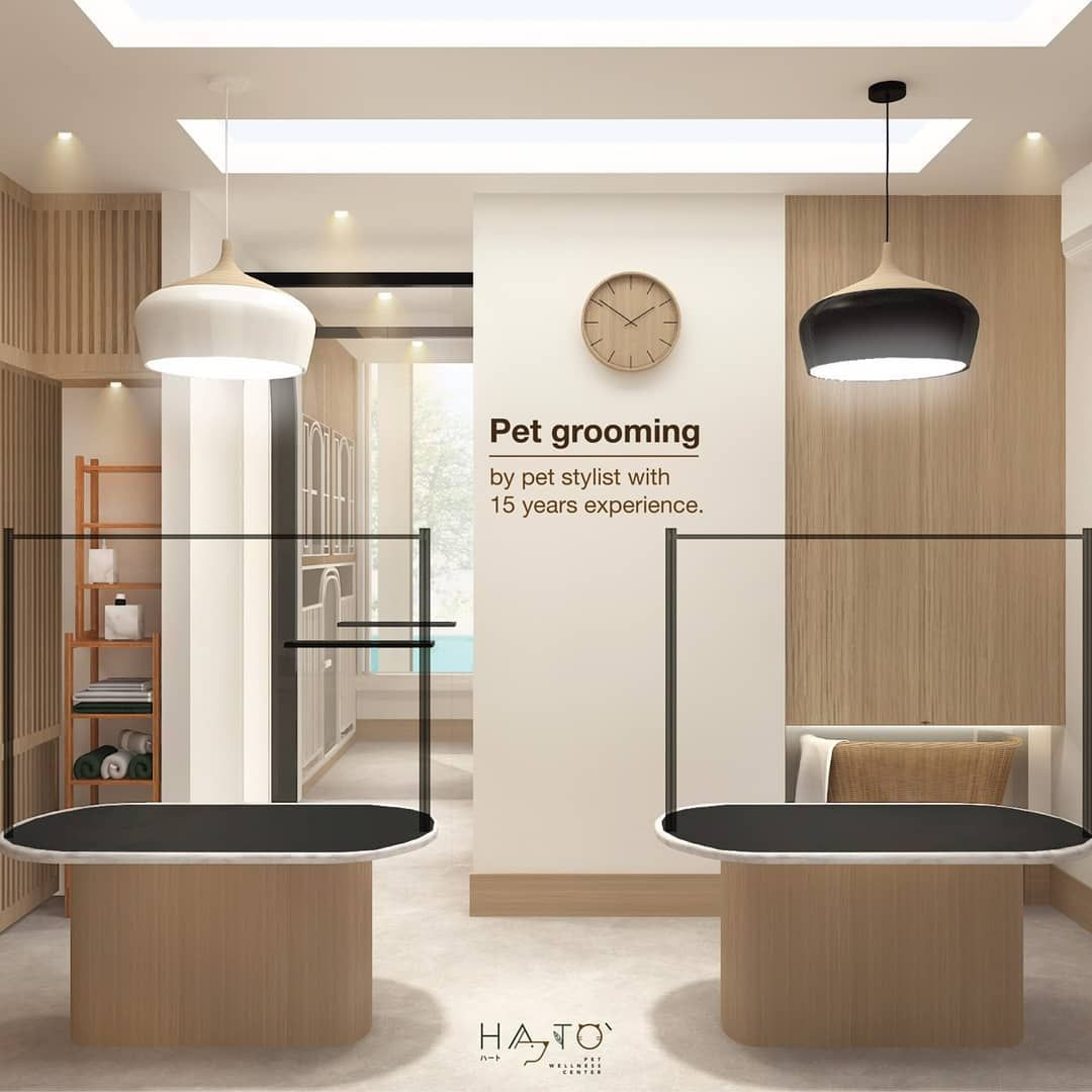 Hato Pet Wellness Center Enhance Your Pet S Quailty Of Life Located At Trail And Tail At Sukhumvit 39 The Pawso Pet Clinic Pet Store Ideas Pet Store Design