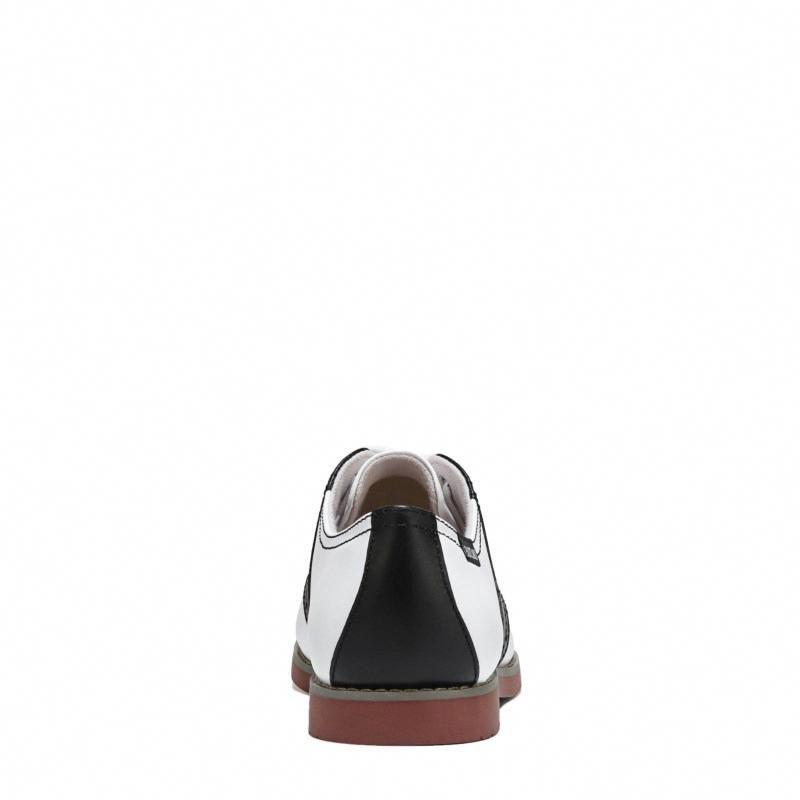 2b16171765f8c Eastland Women s Sadie Saddle Oxford Shoes (Black White Leather)   Casualoxfordshoes
