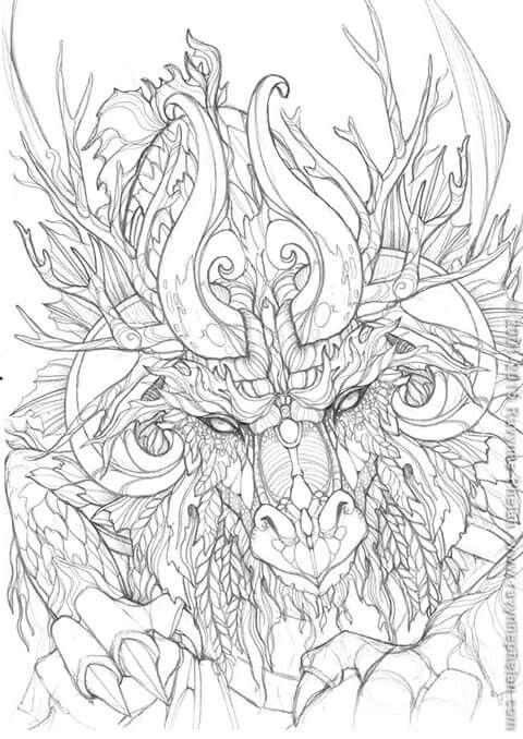 Pin by Karen Meroney on Coloring Pages | Mandalas, Dibujos, Páginas ...