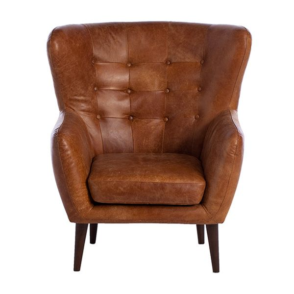 Tobin Outback Leather Chair Tan Available Online At Barker Stonehouse Browse Our Fabulous