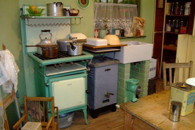 Gallery of come arredare una cucina in stile anni 30 nanopress donna ...