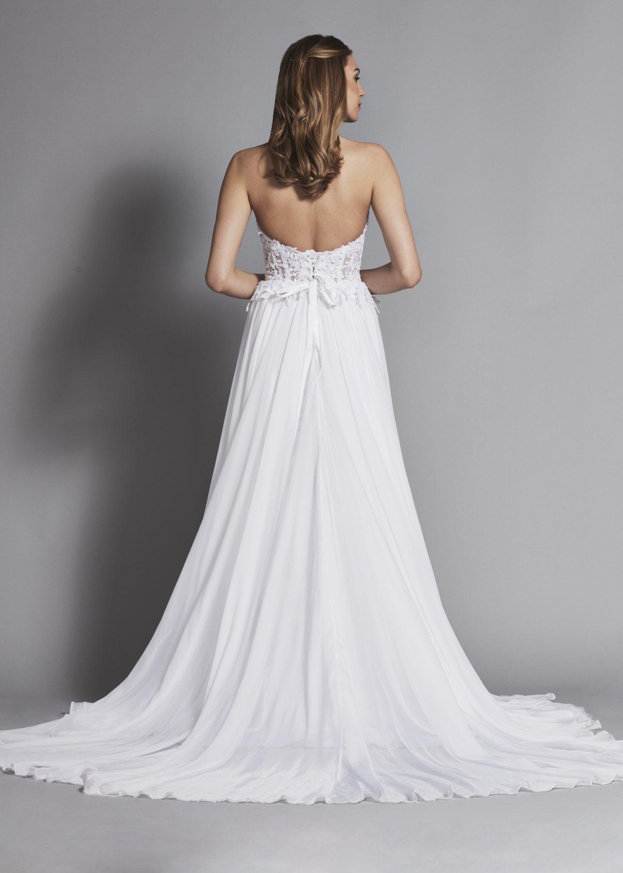 30+ Strapless lace wedding dress a line ideas