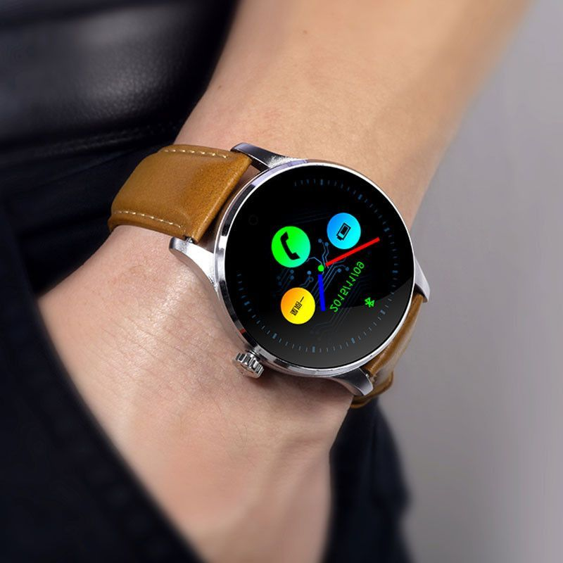 Bluetooth Smart Watch Heart Rate Monitor on sale now! www.YCDdiscounts.com