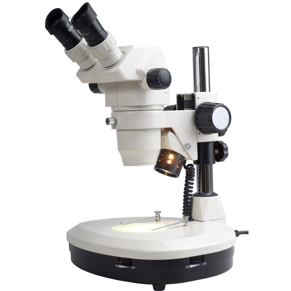 Microscope PNG Image Stereo microscope, Microscope parts