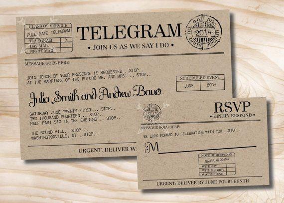 Inexpensive Wedding Invitations Rsvp Cards