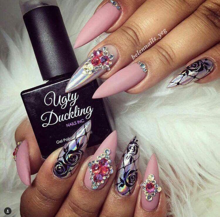 Pin de Kylie Felice en nails | Pinterest