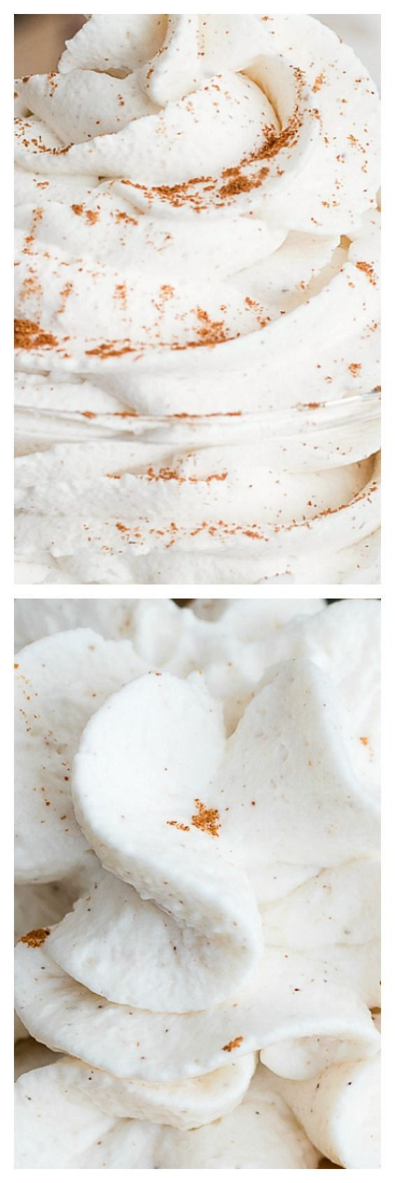 Stabilized Whip Cream #stabilizedwhippedcream Cinnamon Stabilized Whipped Cream #stabilizedwhippedcream