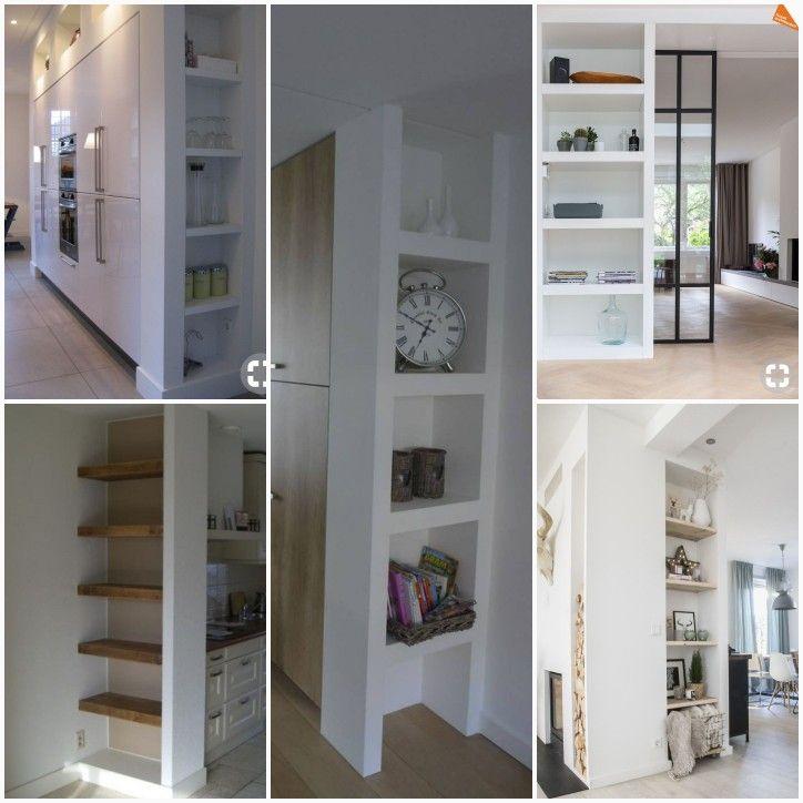 Afscheiding keuken & woonkamer | Home Sweet Home | Pinterest - Keuken