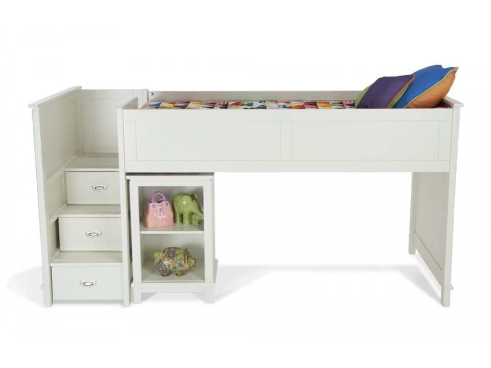 Kids Storage Beds Bobs Com Junior Loft Beds Loft Bed Kids