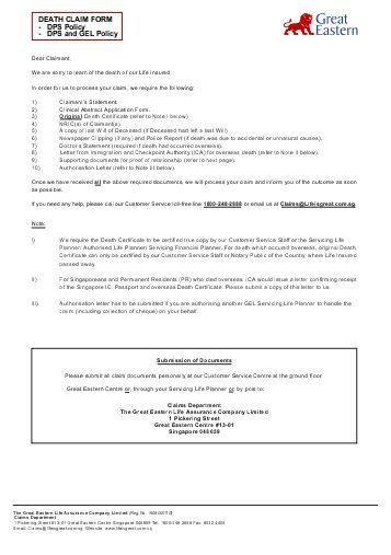 claim letter hashdoc mediclaim intimation form death absence without - new resume format free download