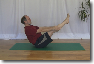 how to keep your boat afloat when doing navasana  sunrise
