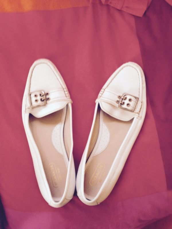 49f227e58d0 Coach shoes. Brand new. Size 11 Authentic coach loafers Coach Shoes Women s  Loafers