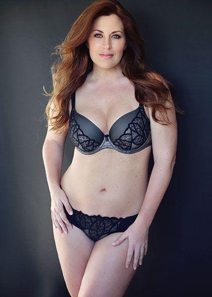 Shapely Jessica Lavoie Natural Curves fb19d1a1c