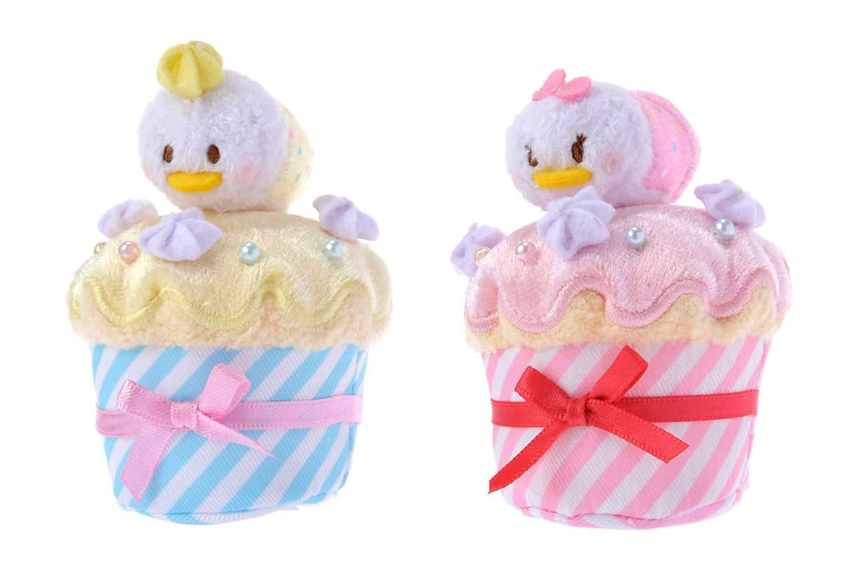 Mame Valentine's Day Cupcake Set - Donald & Daisy
