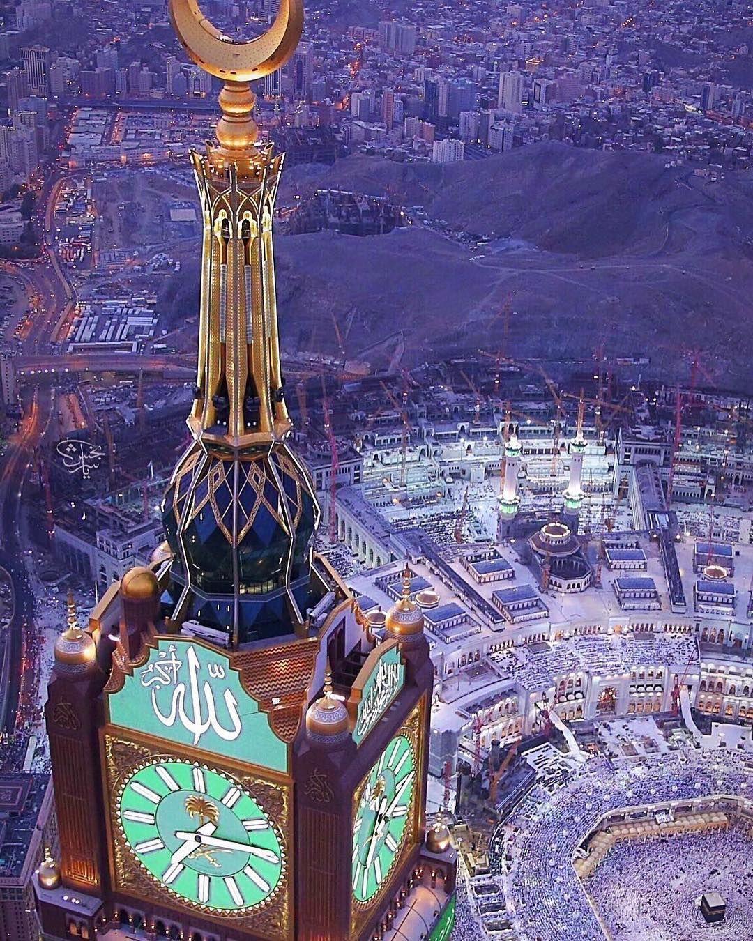 5 آلاف معتكف كانوا بالحرم خلال رمضان رمضان الاعتكاف Arsitektur Islamis Mekah Tempat Ibadah